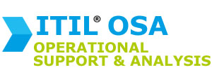 ITIL Operational Support and Analysis training