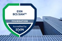 SIAM Accredited Training Organisation by Exin