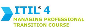 ITIL 4 Managing Professional Transition Course