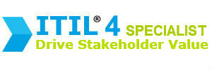 ITIL4 Specialist Drive Stakeholder Value Training