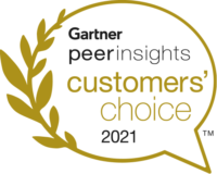 4me Gartner peer insights customers choice