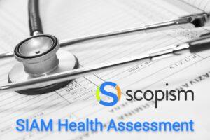 SIAM Health Assessment